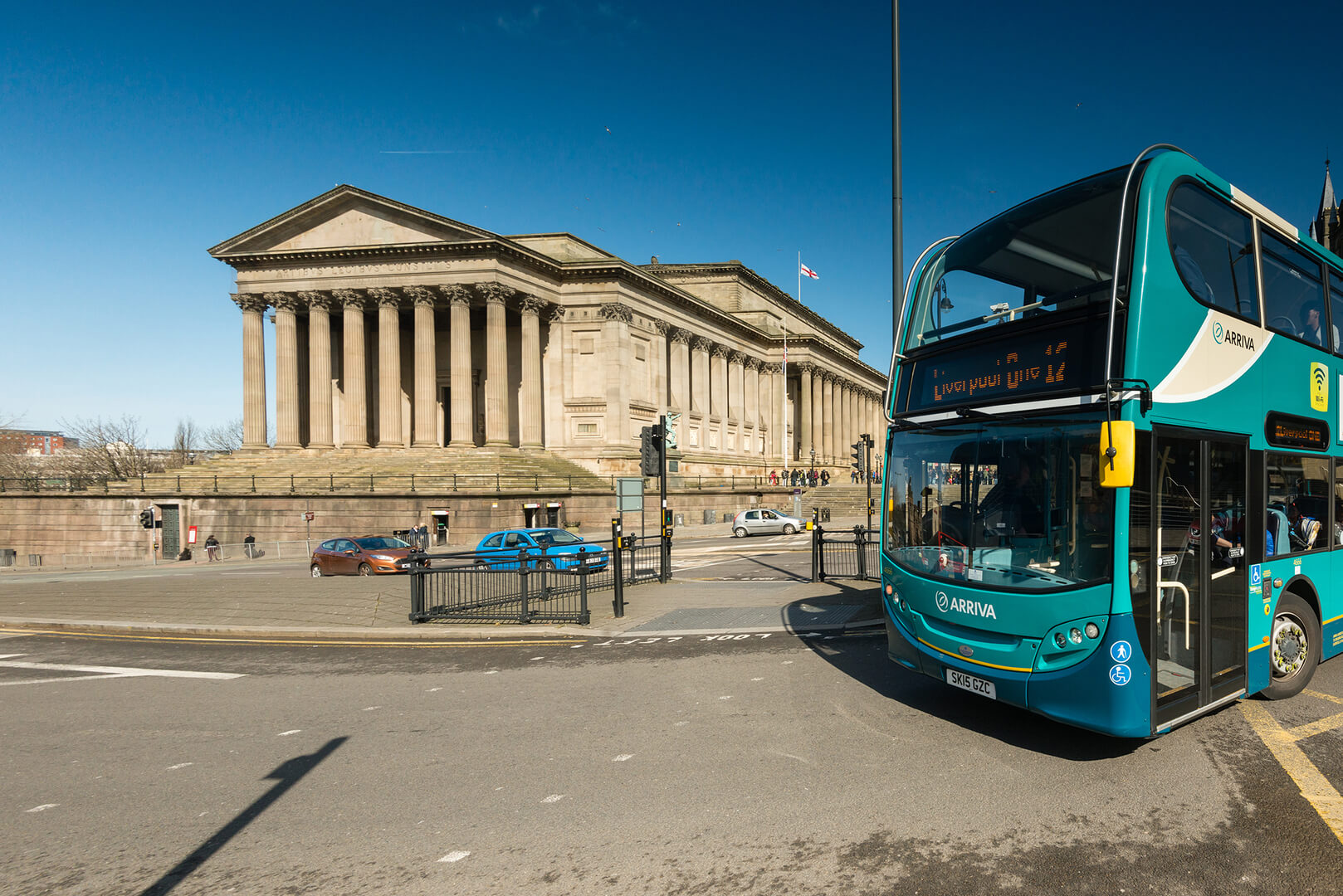 Changes To Liverpool City Centre Bus Services